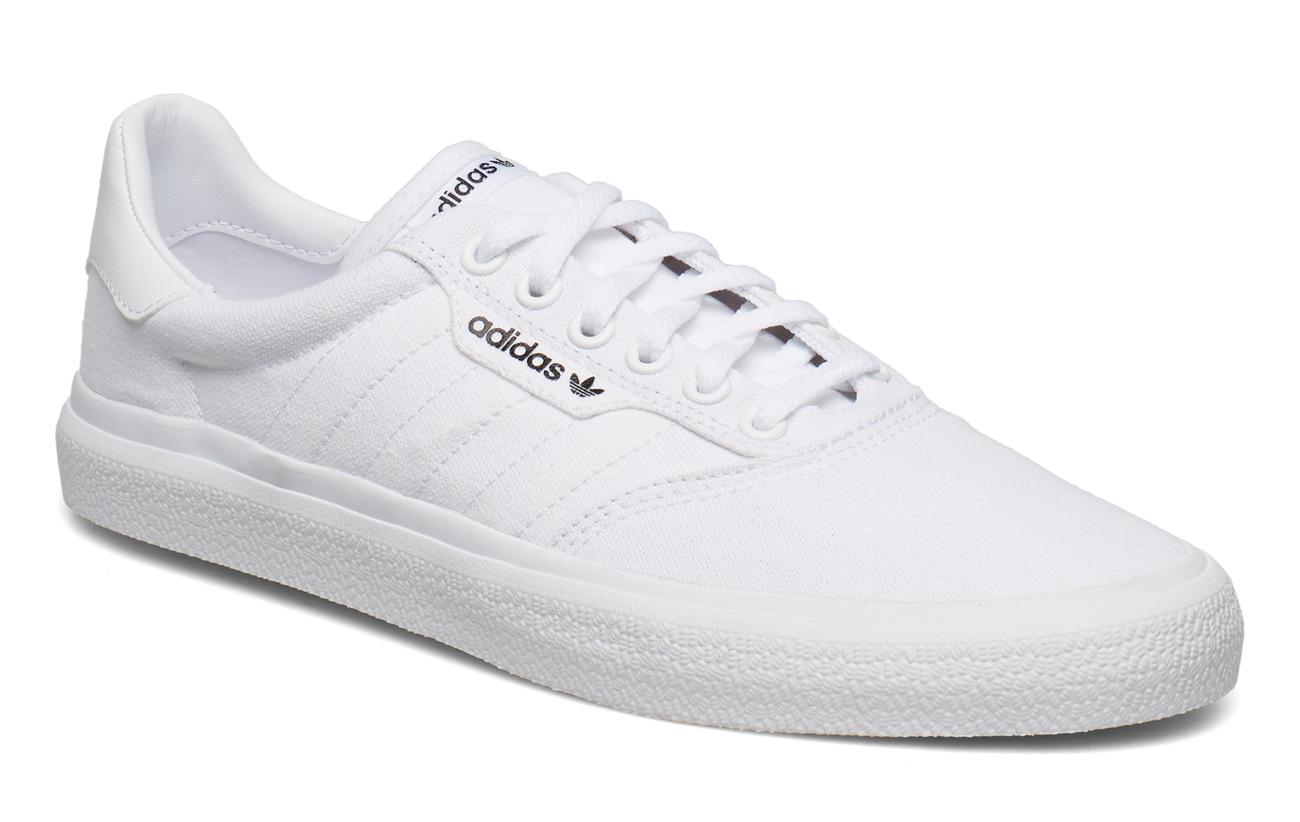 adidas Originals 3MC - FTWWHT/FTWWHT/GOLDMT