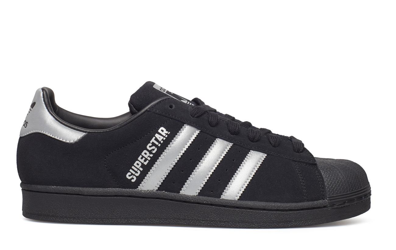 Superstar Adidas Extérieure Synthetic Semelle supcol Caoutchouc Doublure Originals Cblack Empeigne Supérieure cblack 100 Cuir 6qqp5Z7ra