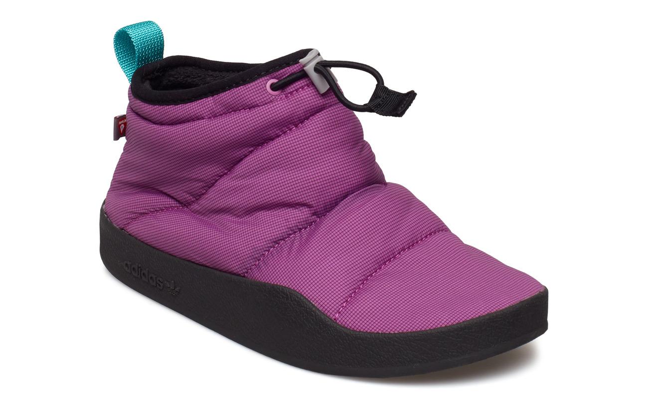 Adilette Prima (Lucpnk eneink cblack) (£41.97) - adidas Originals ... 84d0dc151