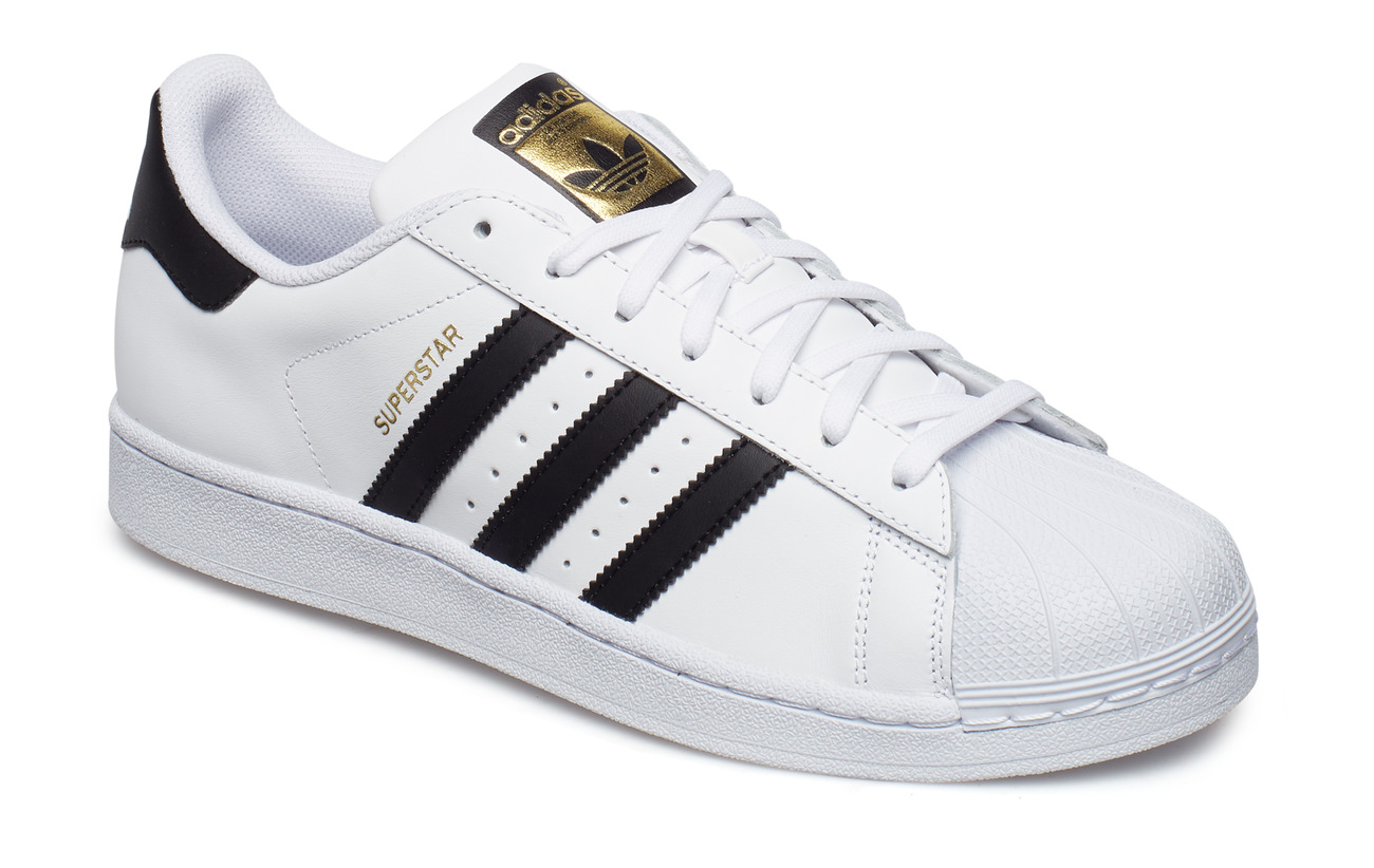 adidas Originals SUPERSTAR - FTWWHT/CBLACK/FTWWHT