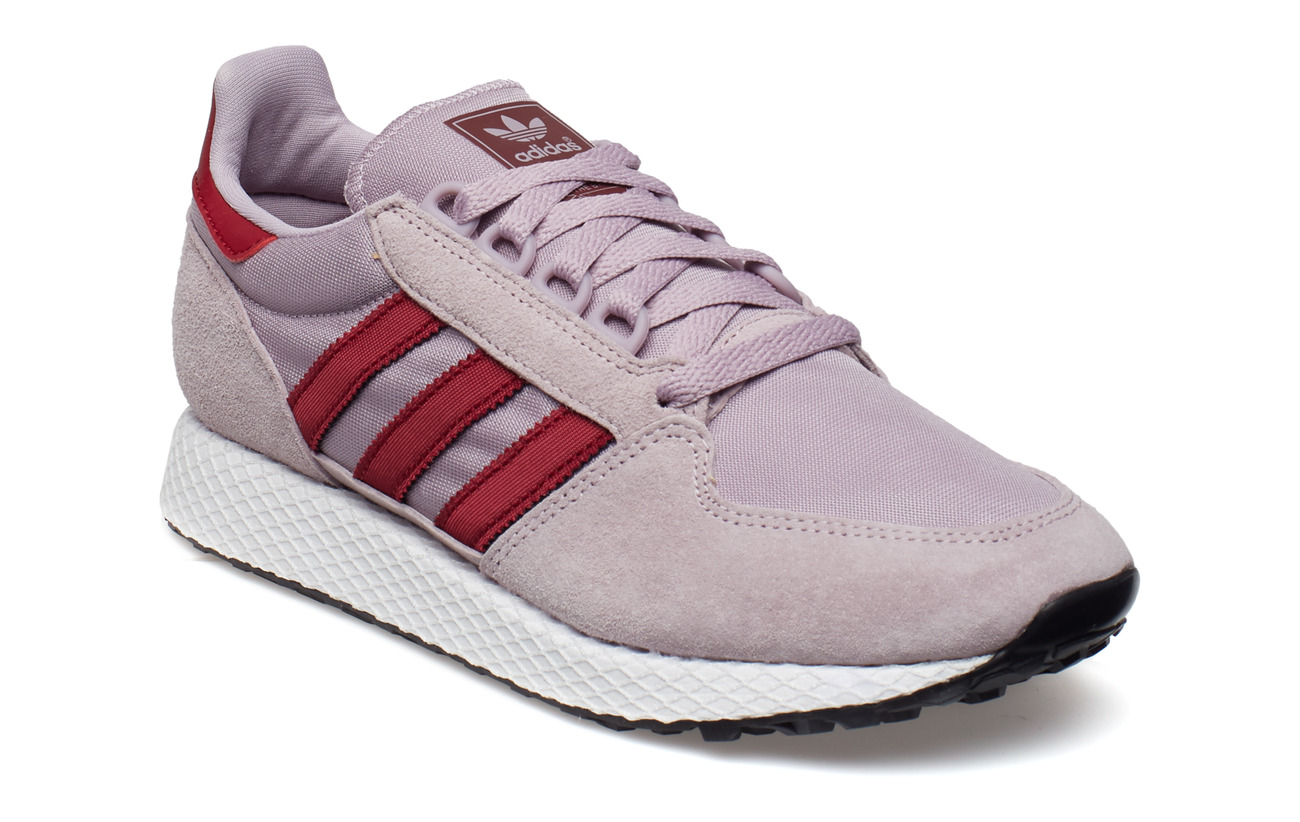 9bc2742a2 Forest Grove W (Sofvis/cburgu/cwhite) (£45.47) - adidas Originals ...
