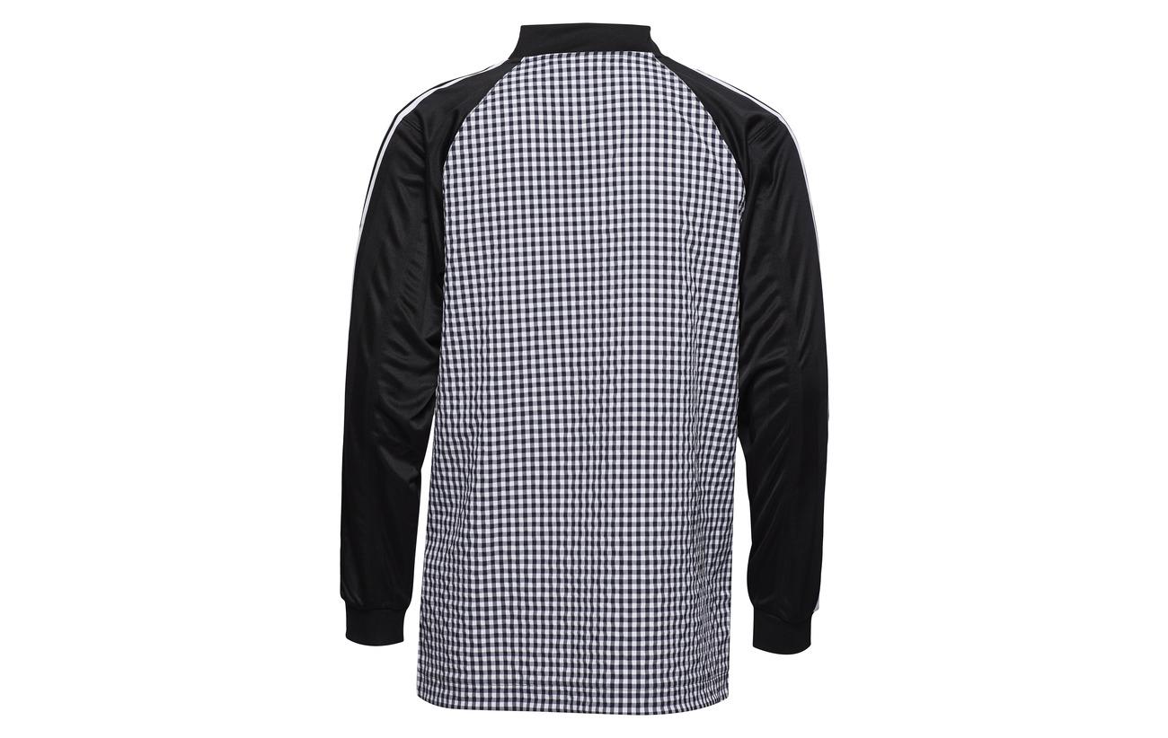 Side Jrsy1 Originals B Ls Black Adidas wROEq