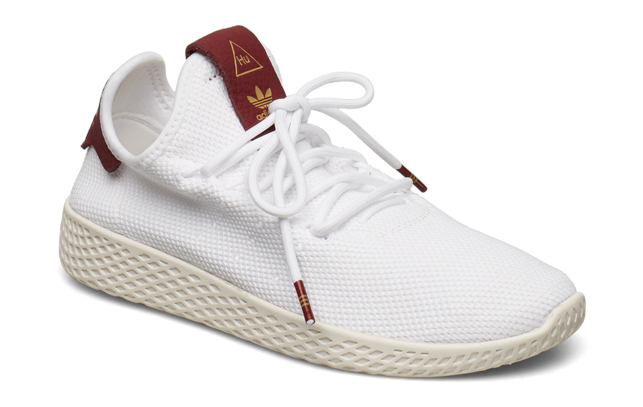 adidas Originals PW Tennis HU | Rød | Joggesko | BY8720