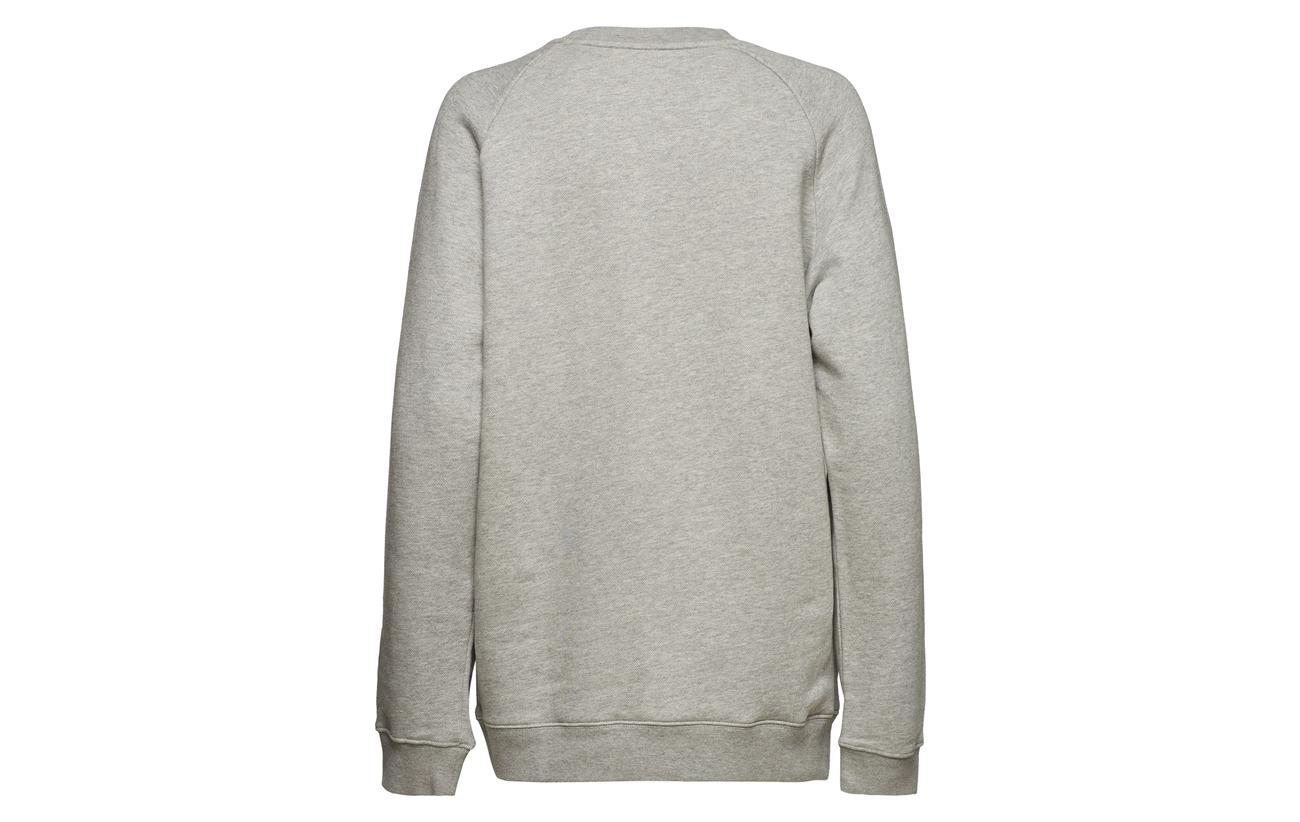 Adidas Originals Coton Sweat Mgreyh 100 Oversized g8gqvw7