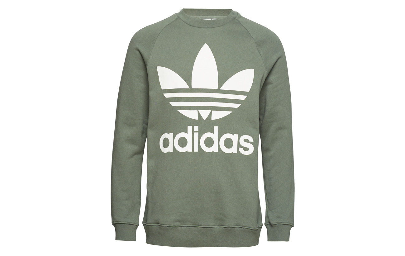 Oversized Originals Coton Sweat Adidas Tragrn 100 Cpg65qdW