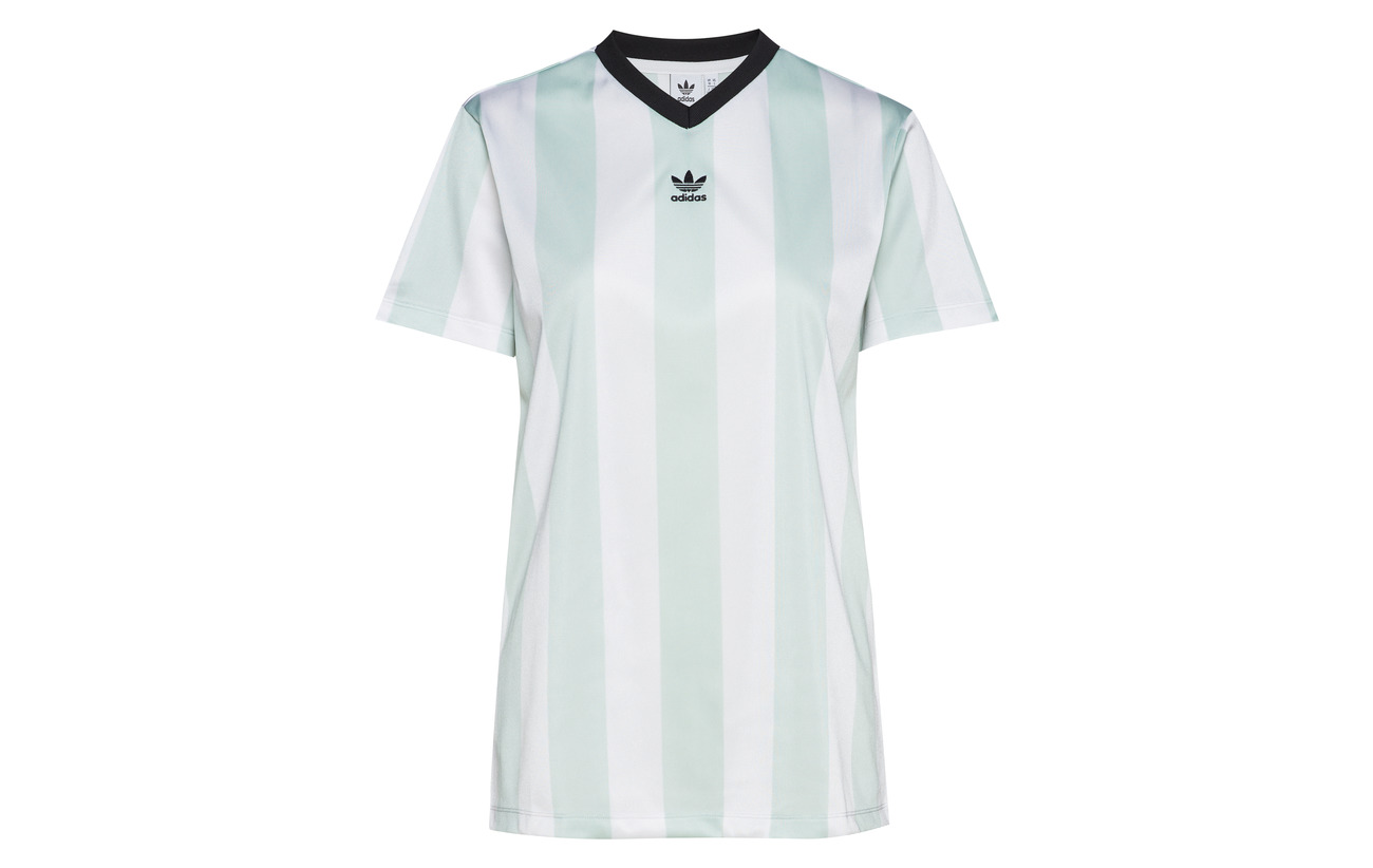 Originals Polyester 57 43 Shirt Polyester White T Recyclé ashgrn Adidas avdfwf