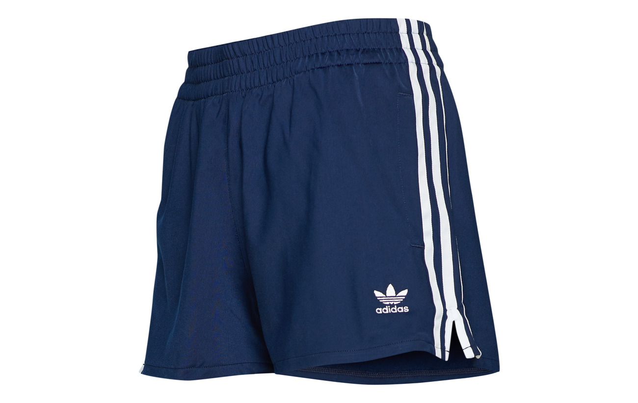 3 Black Originals Adidas 100 Polyester Stripes Short pP5xnOUq