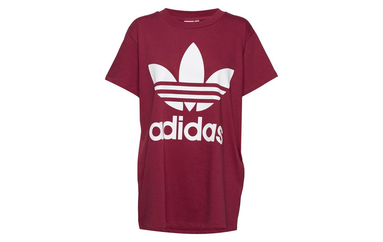 Mysrub Originals 100 Trefoil Coton Adidas Tee Big IdvUqBRIwH