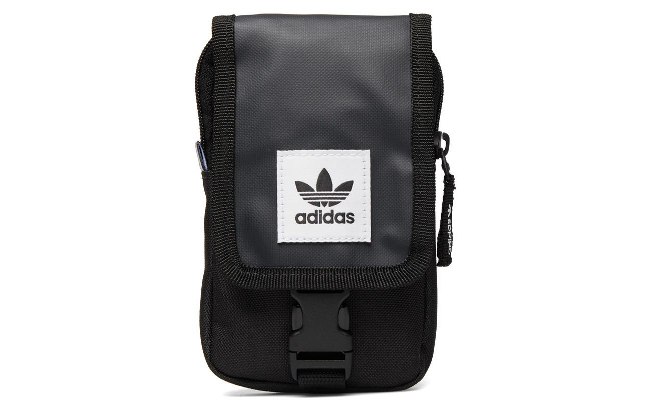 adidas Originals MAP BAG - BLACK