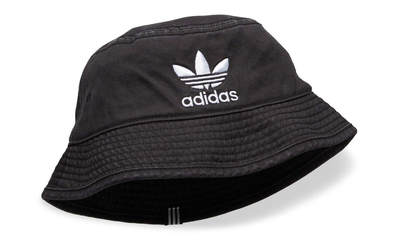70e9d8a9cd7 Bucket Hat Ac (Black white) (24.95 €) - adidas Originals -