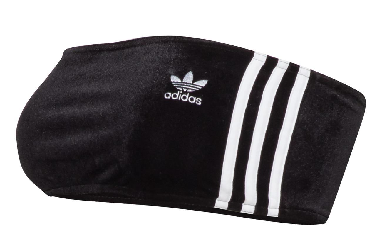 Adidas Bra Polyester 7 Elastane 93 Originals Black Str 3 Otxtpqr