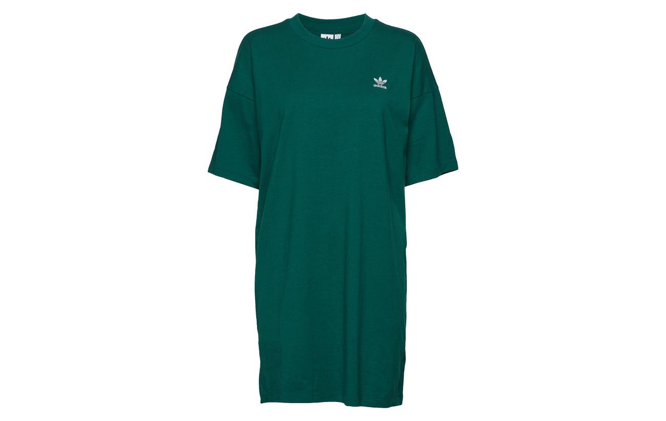 Originals Adidas Coton Dress 100 Cgreen Trefoil vzxWqfwzZ