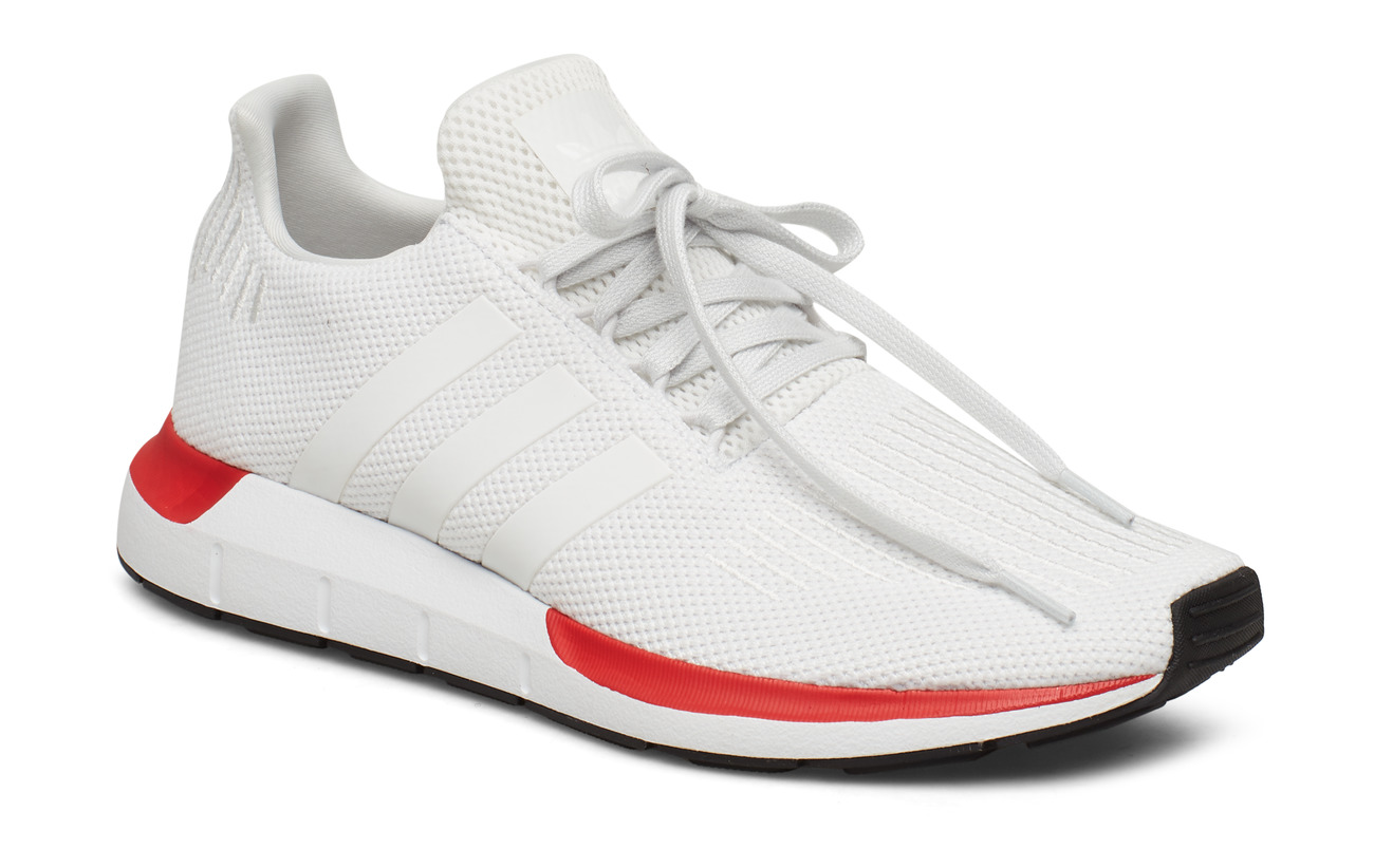 adidas Originals SWIFT RUN - CRYWHT/CRYWHT/FTWWHT