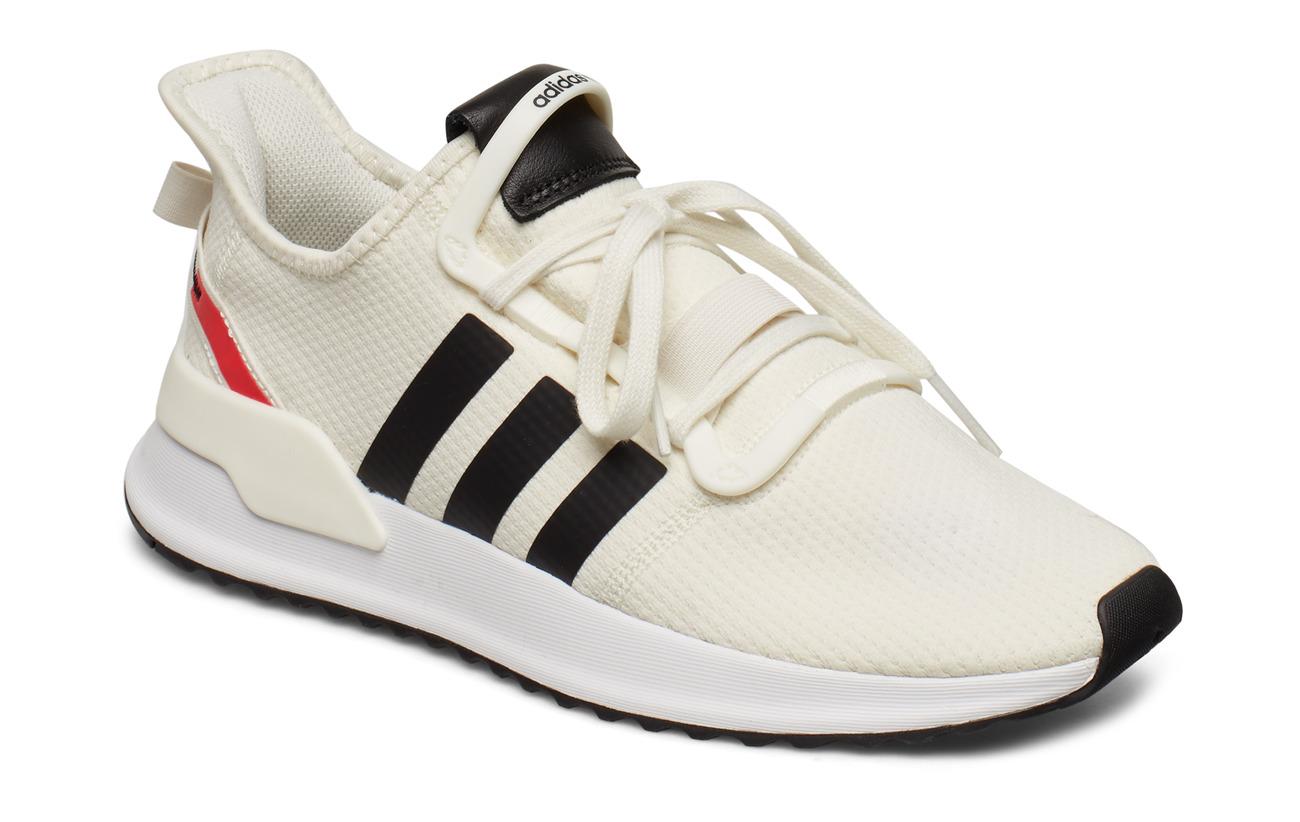 adidas Originals U_PATH RUN - OWHITE/CBLACK/SHORED