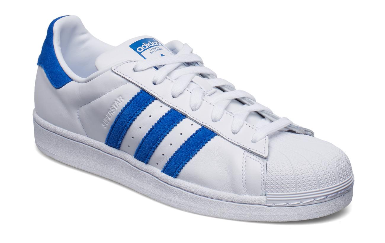 adidas Originals Superstar (Ftwwht/blue
