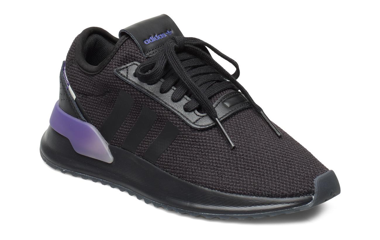 adidas Originals U_PATH X W - CBLACK/ENEINK/FTWWHT