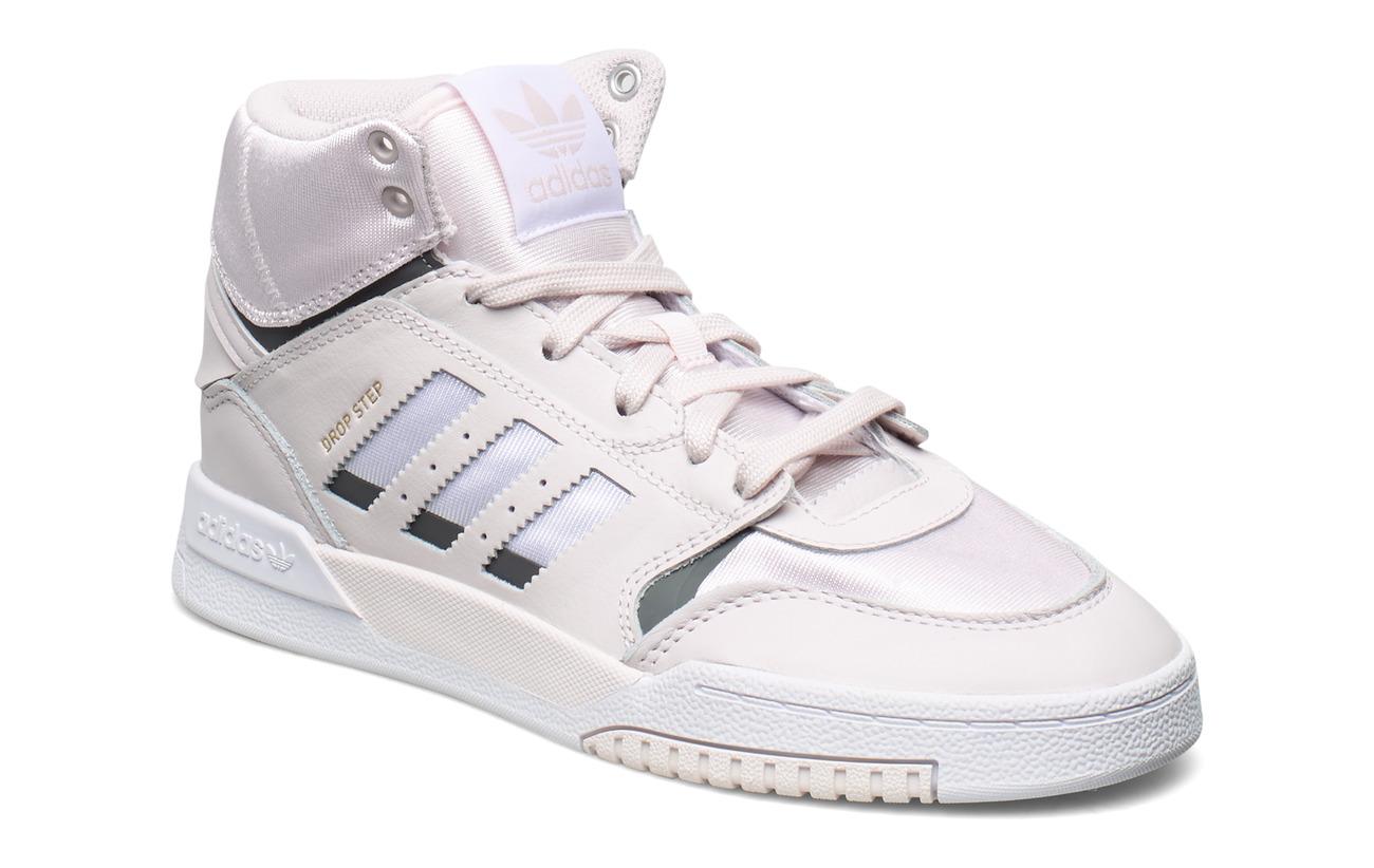 adidas Originals DROP STEP W - ORCTIN/FTWWHT/GREFOU