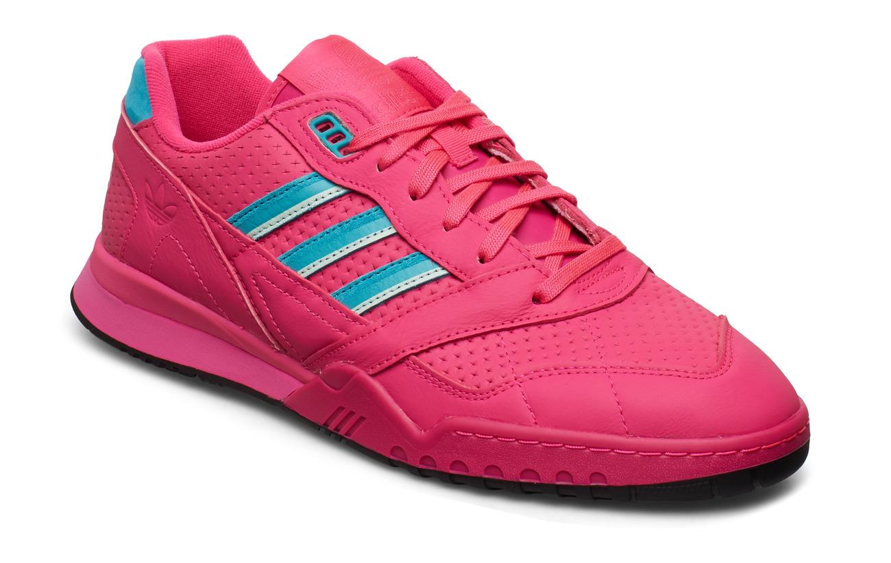 adidas originals sneaker a.r trainer in rosa