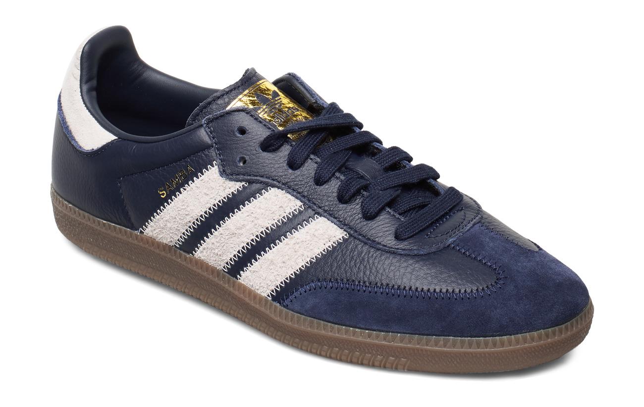 adidas Originals SAMBA OG FT - CONAVY/GREONE/ACTGOL