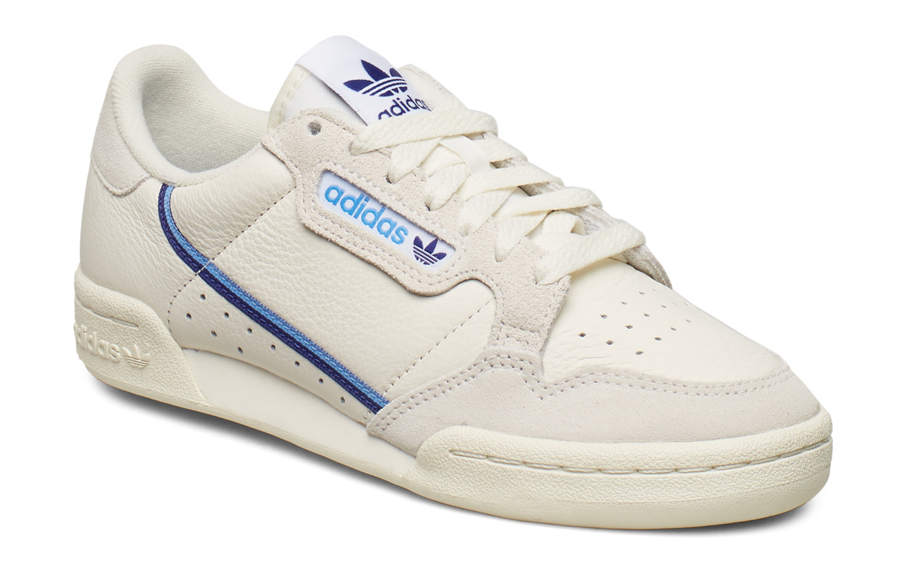 Discurso escritorio enaguas  adidas Originals Continental 80 W (Owhite/clowhi/rawwht), (659.40 ...