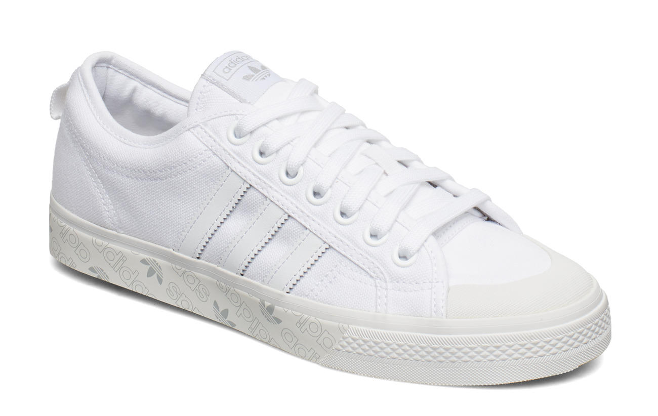 adidas Nizza shoes white