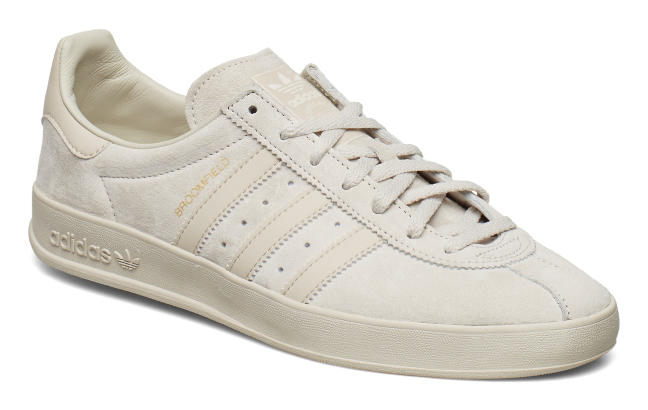adidas Originals BROOMFIELD - RAWWHT/CBROWN/GOLDMT