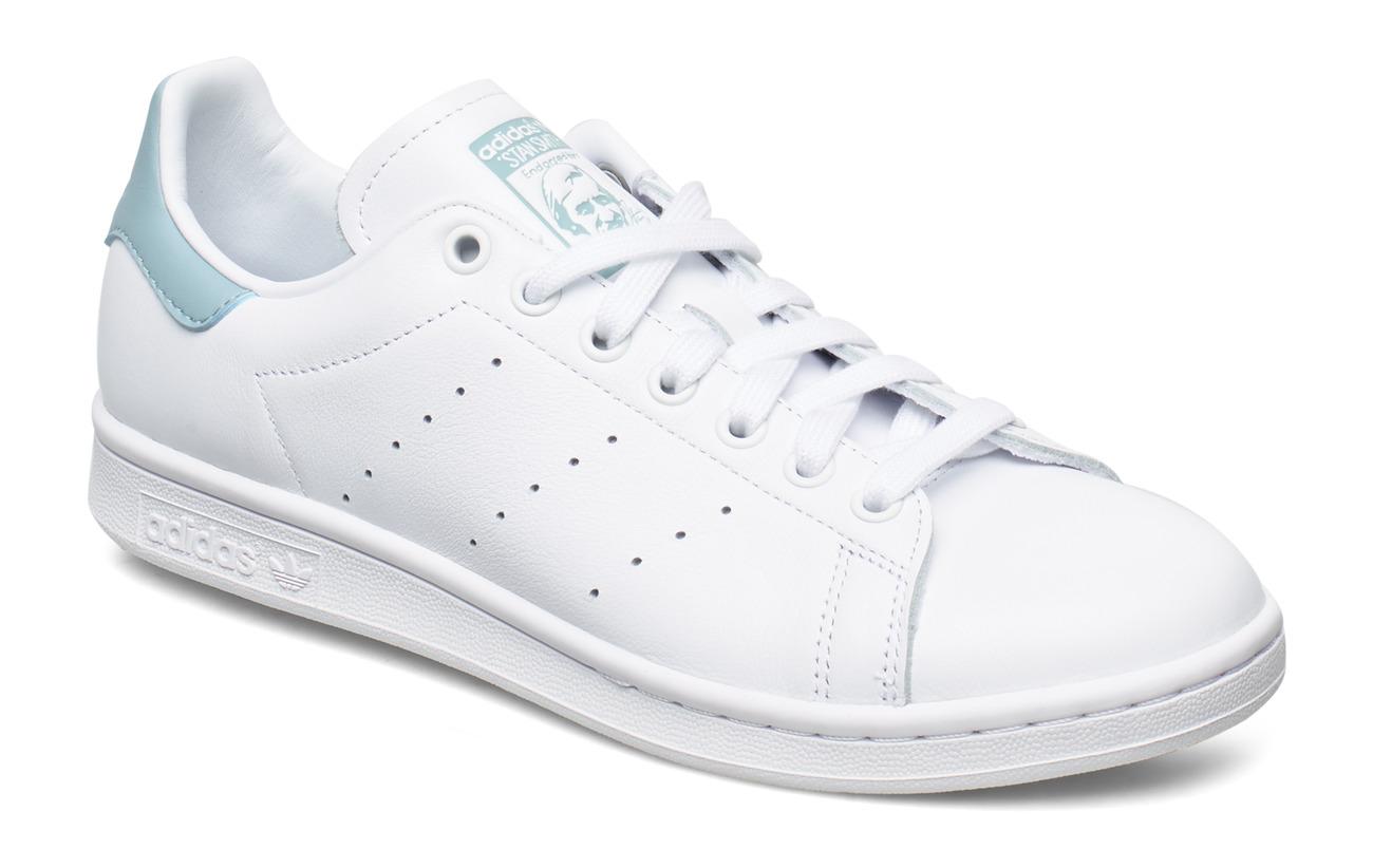adidas Originals STAN SMITH - FTWWHT/ASHGRE/FTWWHT