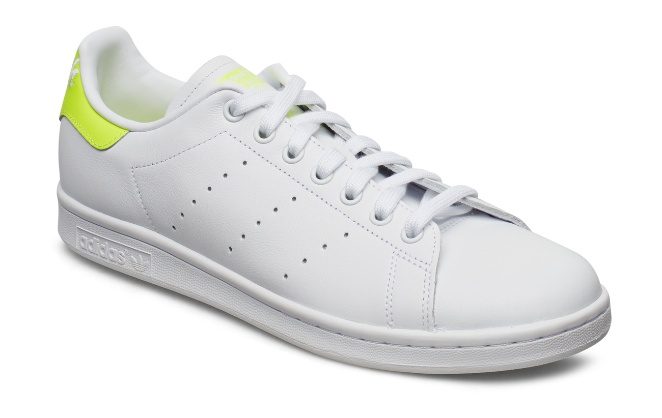 adidas Originals STAN SMITH - FTWWHT/SYELLO/FTWWHT