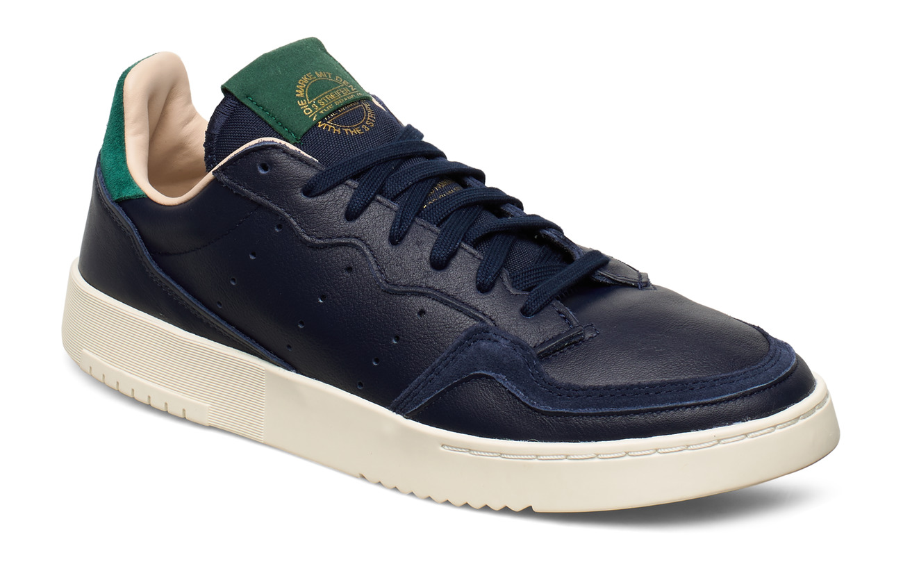 adidas Originals SUPERCOURT - CONAVY/CONAVY/CGREEN