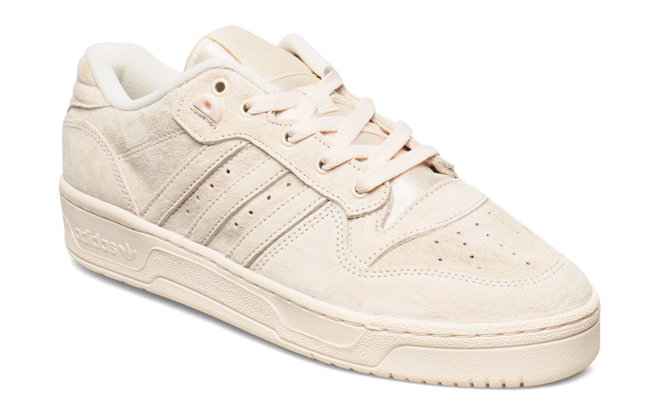 adidas Originals RIVALRY LOW - ECRTIN/ECRTIN/FTWWHT