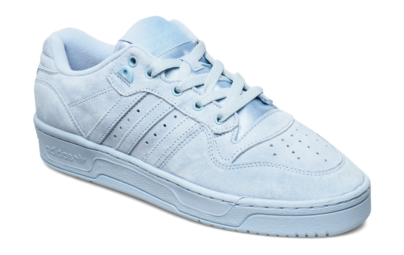 adidas Originals RIVALRY LOW - CLESKY/CLESKY/FTWWHT