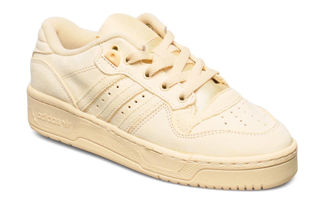 adidas Originals RIVALRY LOW W - EASYEL/EASYEL/FTWWHT