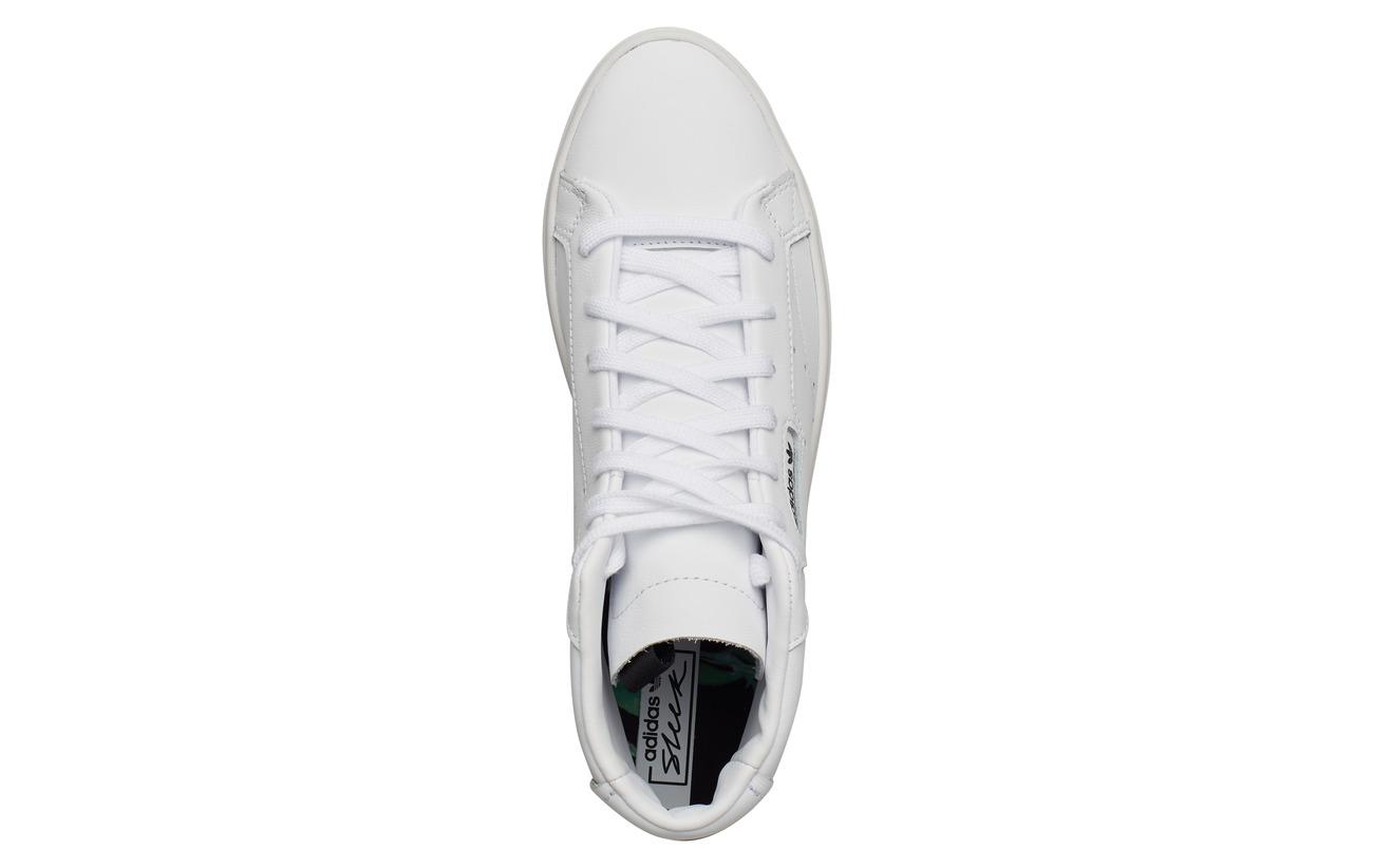 Sleek Mid ftwwht cblackOriginals Adidas Wftwwht 0NnX8PkwO