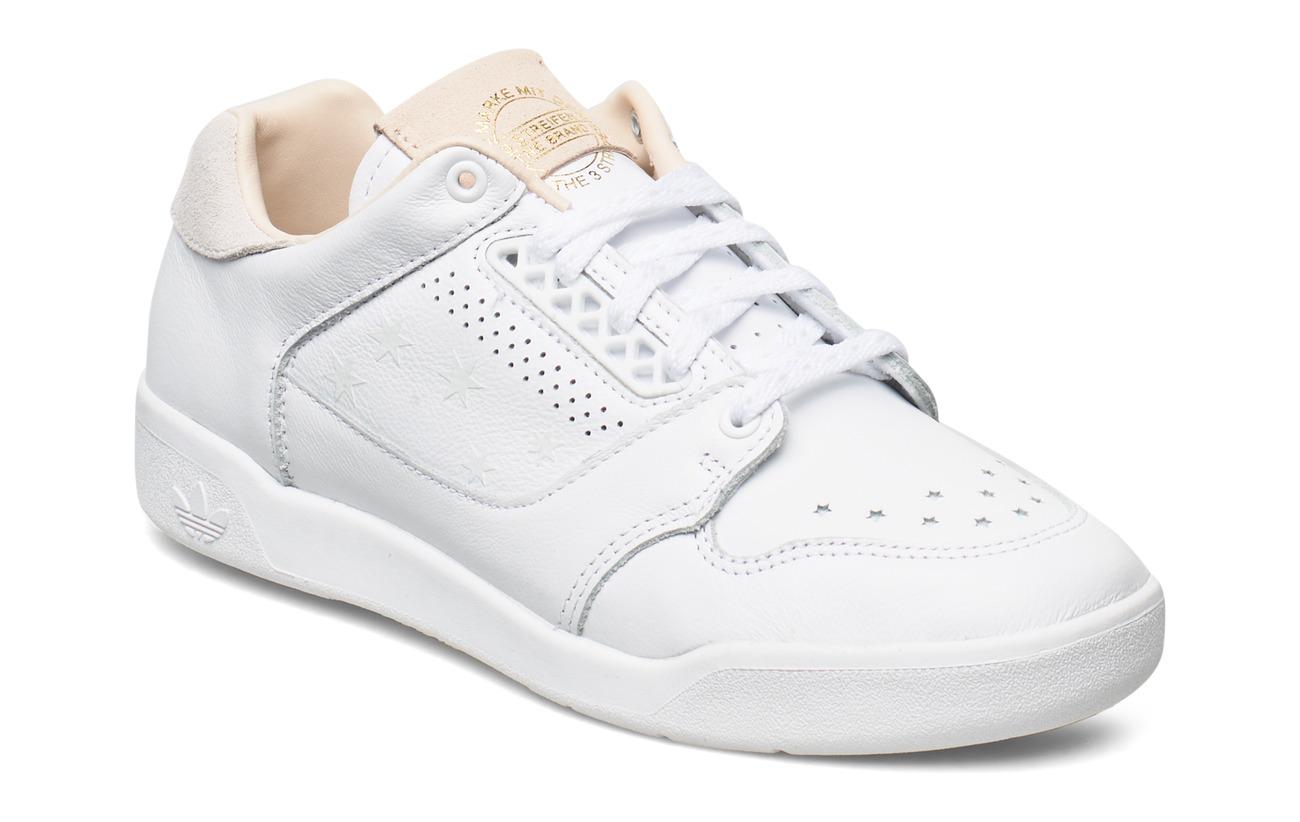 adidas Originals SLAMCOURT W - FTWWHT/CRYWHT/LINEN