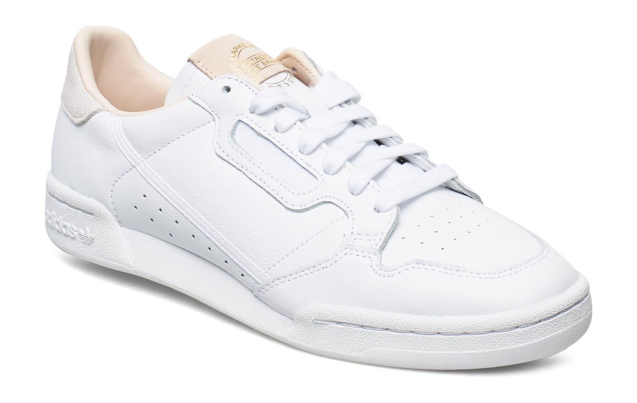 adidas Originals CONTINENTAL 80 - FTWWHT/FTWWHT/CRYWHT