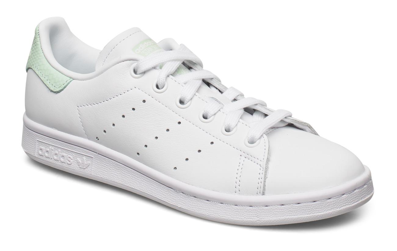 adidas Originals STAN SMITH W - FTWWHT/DSHGRN/CBLACK