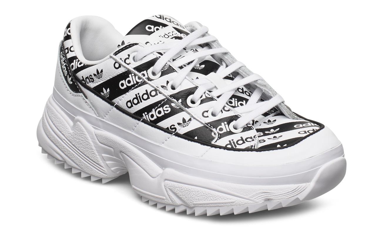 adidas Originals KIELLOR W - FTWWHT/FTWWHT/CBLACK