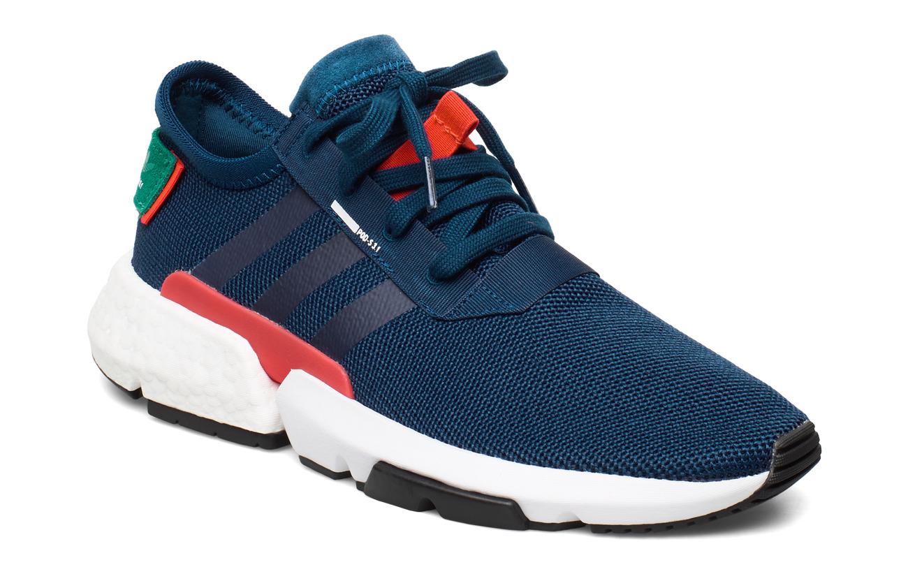 adidas Originals POD-S3.1 - BLUNIT/HIRERE/SUBGRN