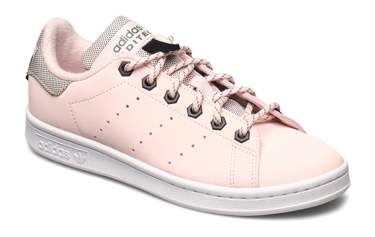 adidas Originals STAN SMITH W - CLPINK/CLPINK/CLPINK