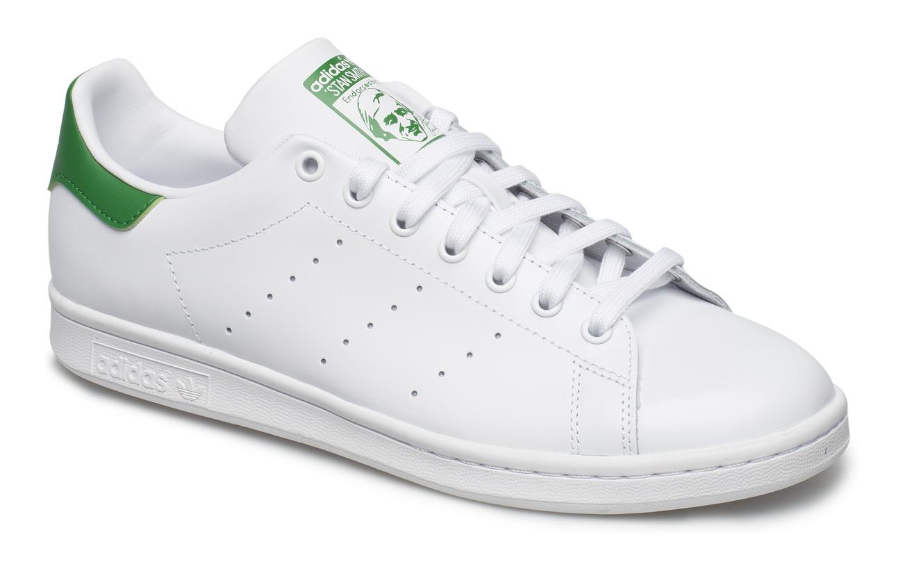 adidas Originals STAN SMITH - FTWWHT/CWHITE/GREEN