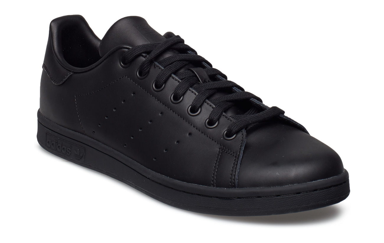 adidas Originals STAN SMITH - BLACK1/BLACK1/BLACK1
