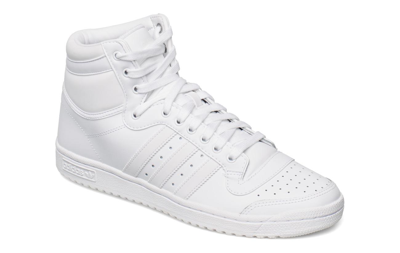adidas Originals TOP TEN HI - FTWWHT/FTWWHT/FTWWHT