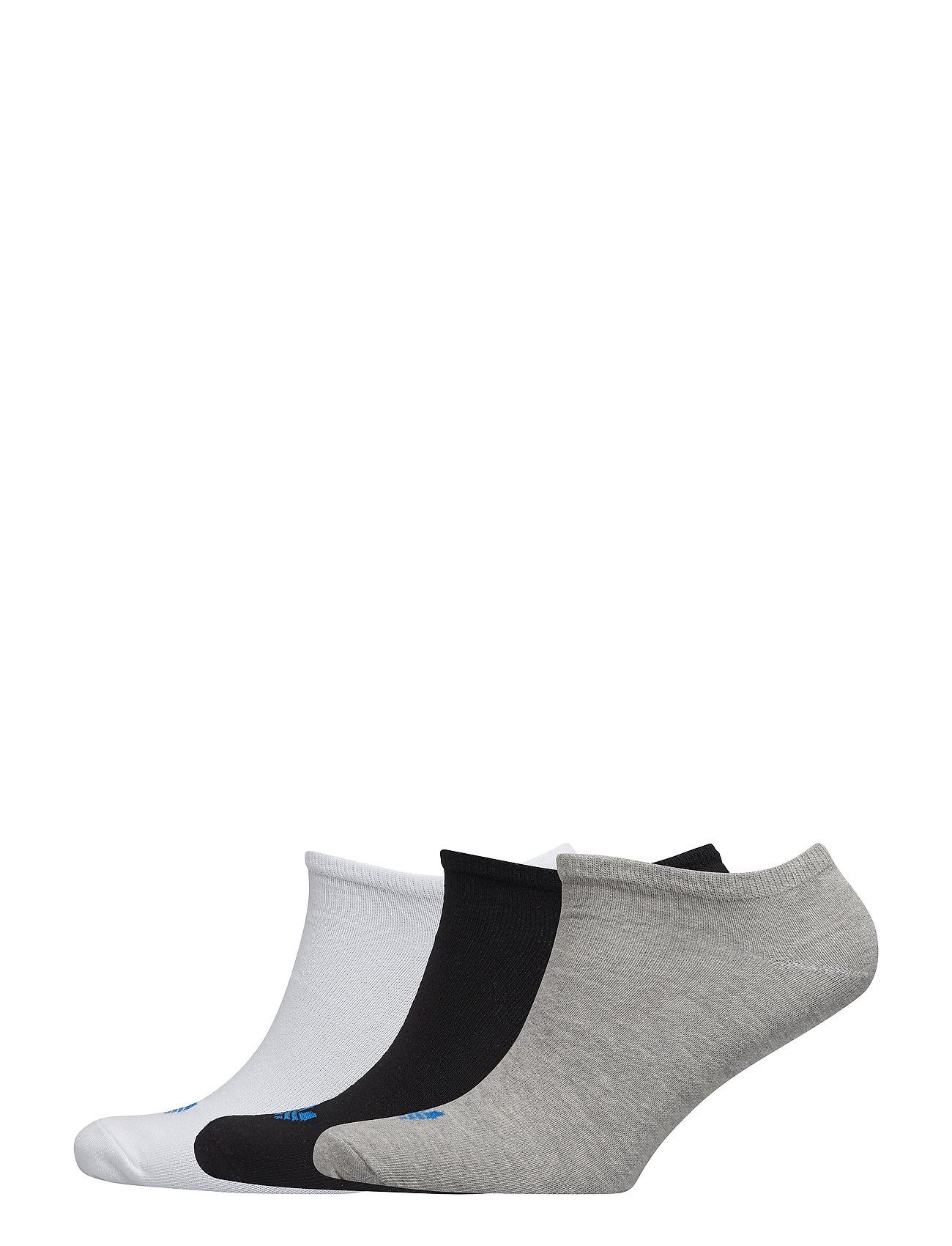 adidas Originals TREFOIL LINER - WHITE/BLACK/MGREYH