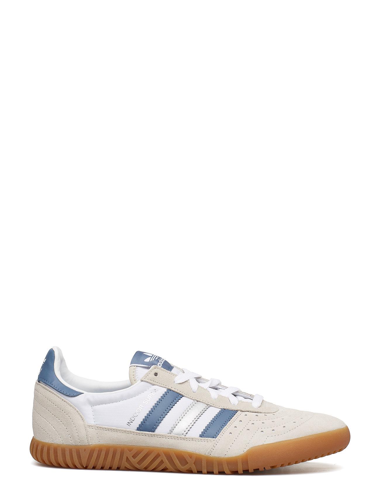 Købe Adidas Originals Indoor Super Herre Hvid,Adidas