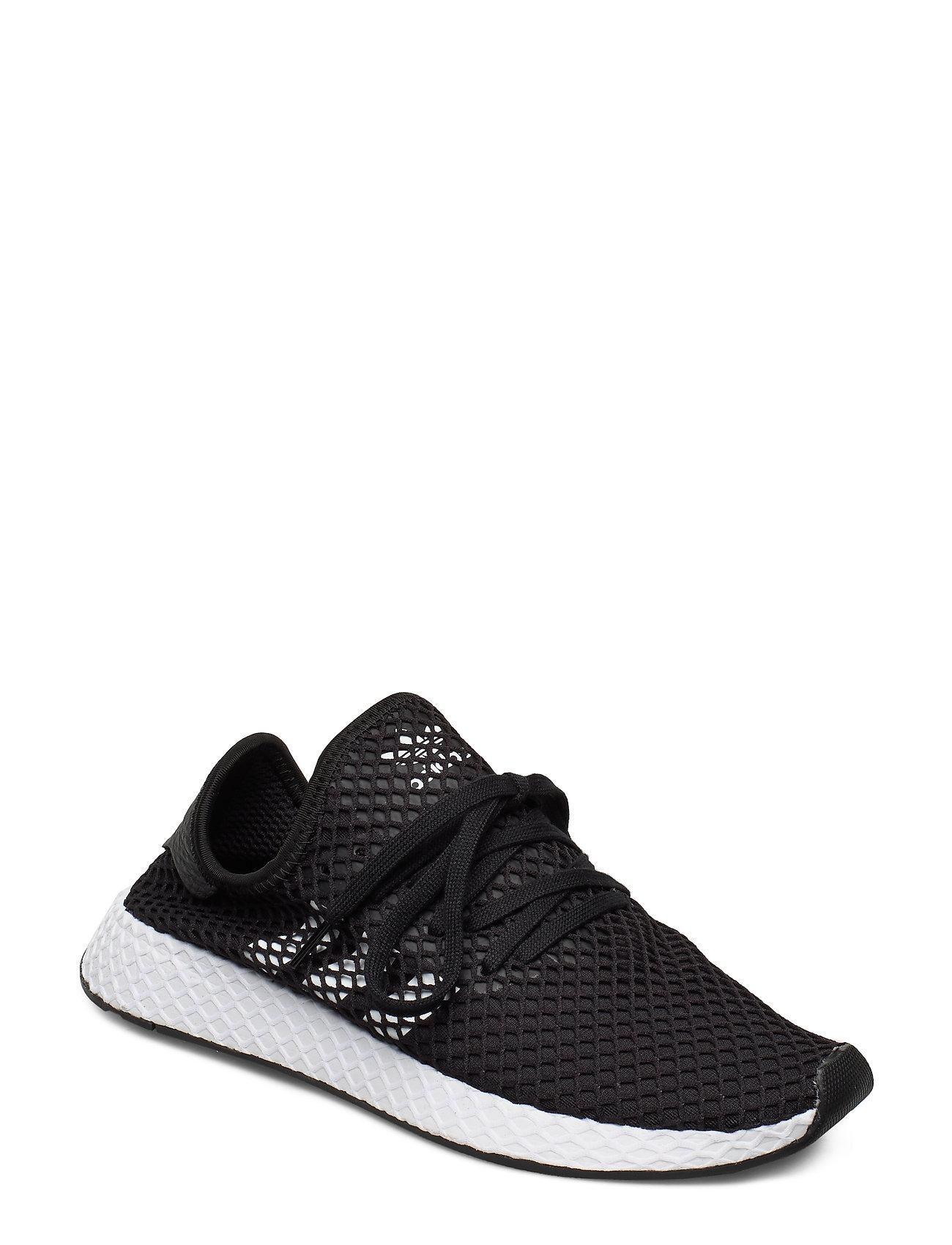 Delgado regla mostrador  adidas Originals Deerupt Runner (Cblack/ftwwht/cblack), (49.98 €) | Large  selection of outlet-styles | Booztlet.com