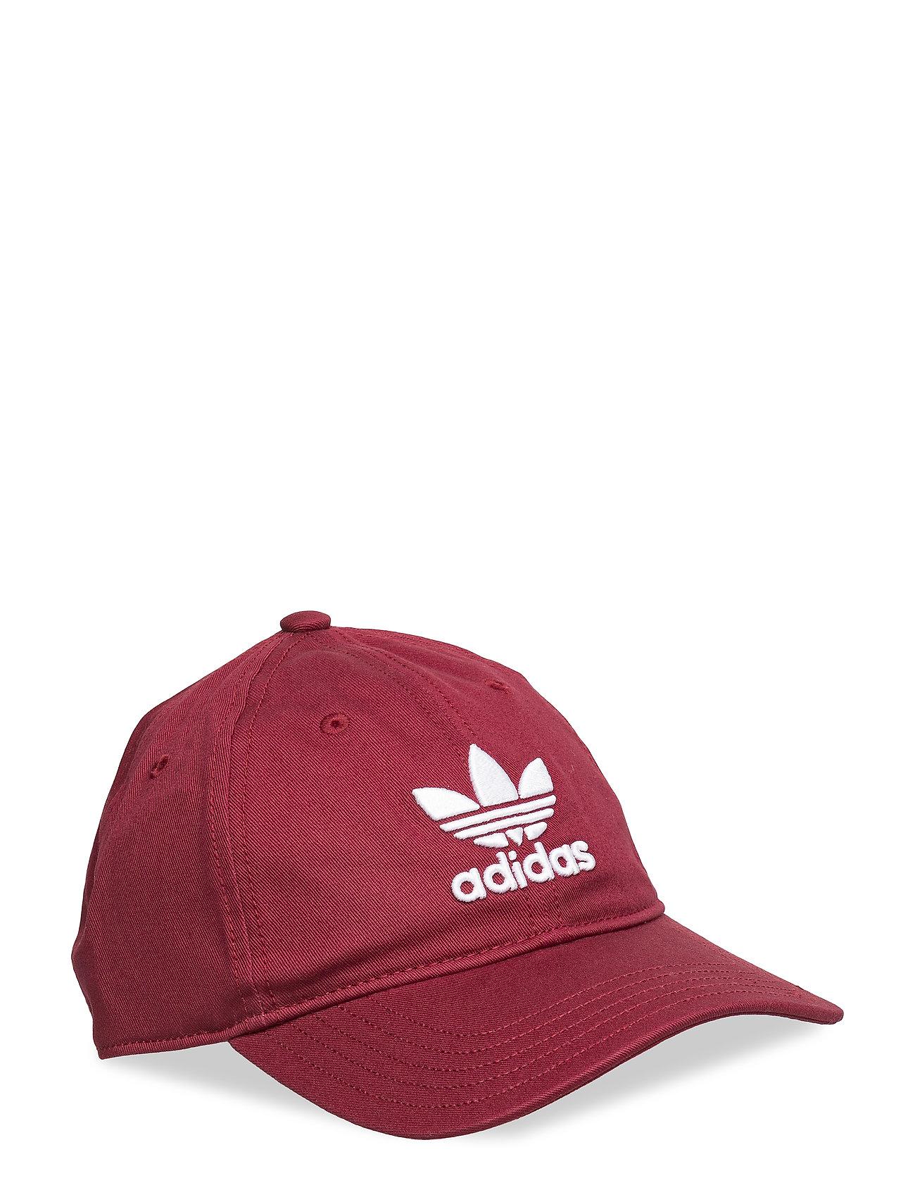d6a408ffc3e adidas Originals Trefoil Cap (Cburgu white)