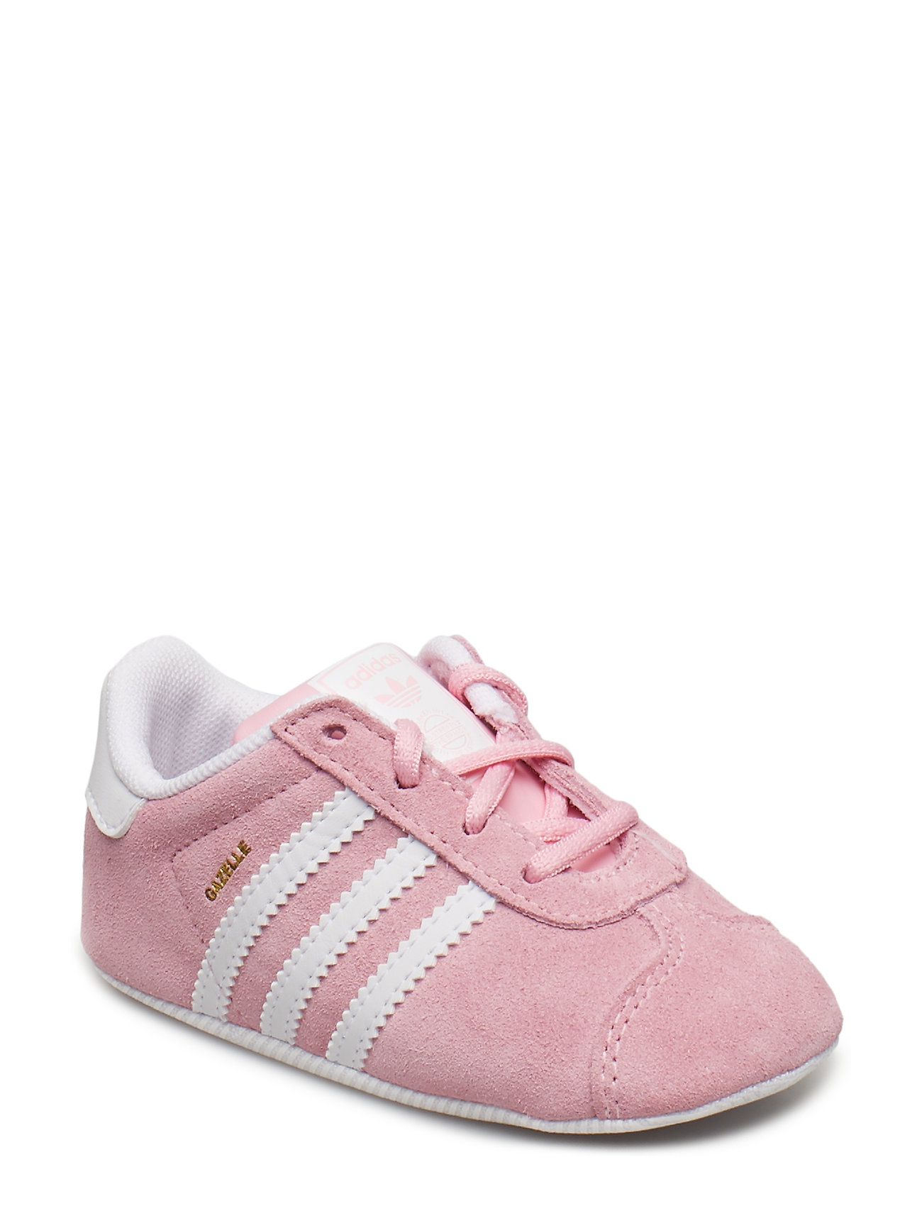adidas Originals GAZELLE CRIB - TRUPNK/FTWWHT/GOLDMT