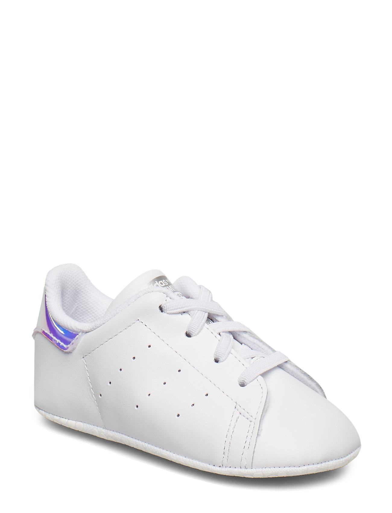 adidas Originals STAN SMITH CRIB - FTWWHT/FTWWHT/SILVMT