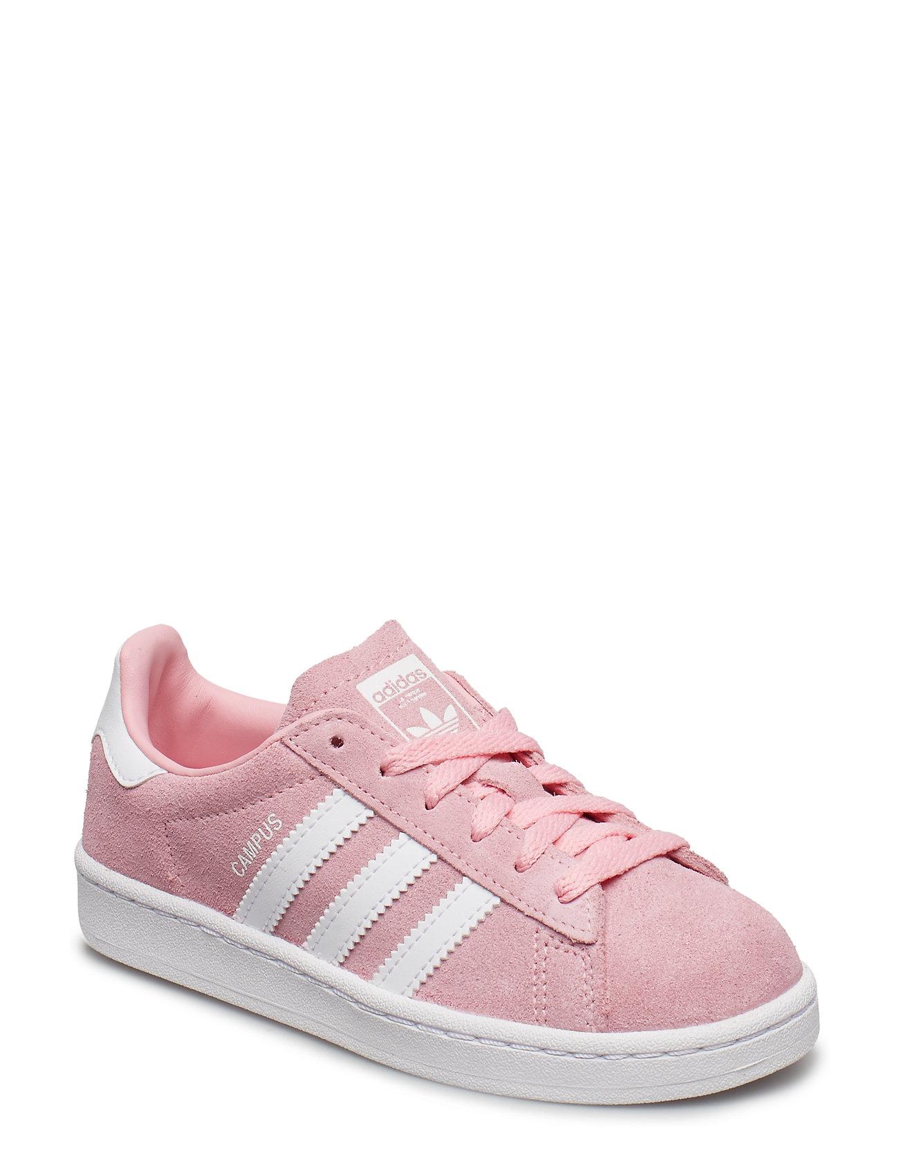 5a68a32ec26 LEGIVY/FTWWHT/FTWWHT Adidas Campus C sneakers for børn - Pashion.dk