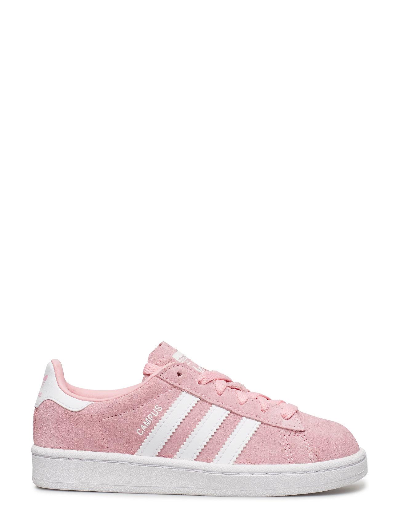 fa838350a22 LEGIVY/FTWWHT/FTWWHT Adidas Campus C sneakers for børn - Pashion.dk